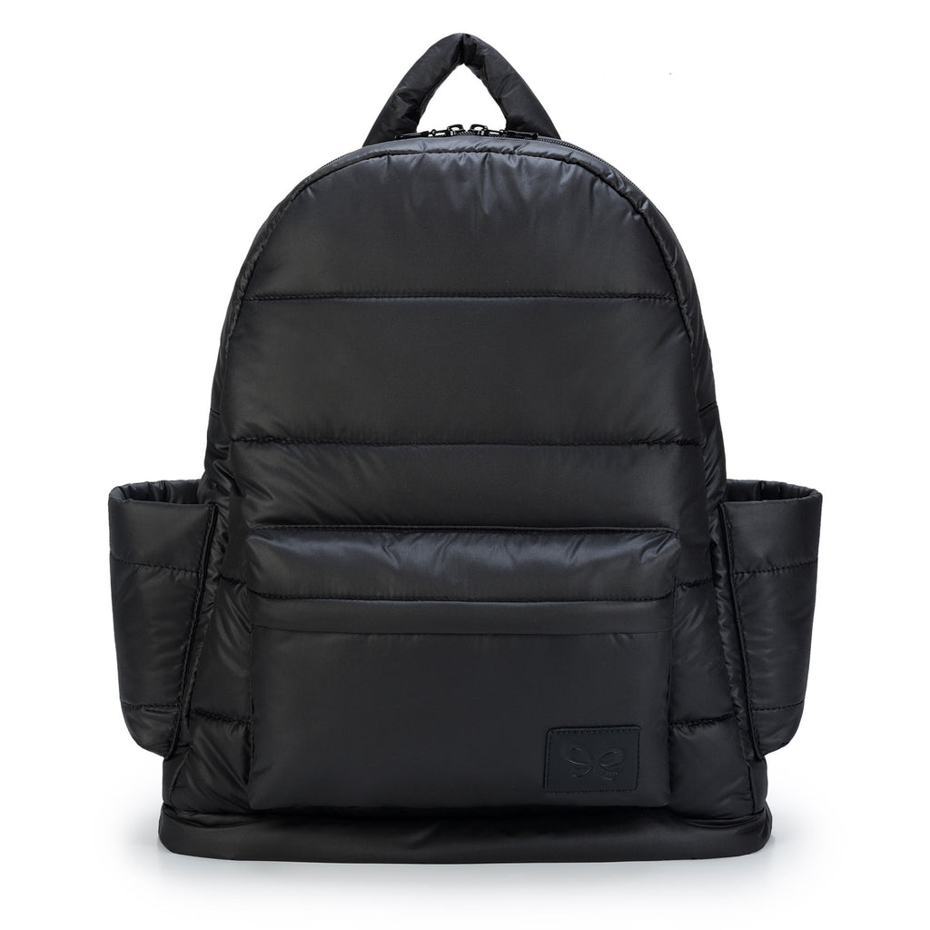 Airy Nappy Bag - L Backpack - So Black