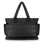 Airy Nappy Bag - L Tote - So Black
