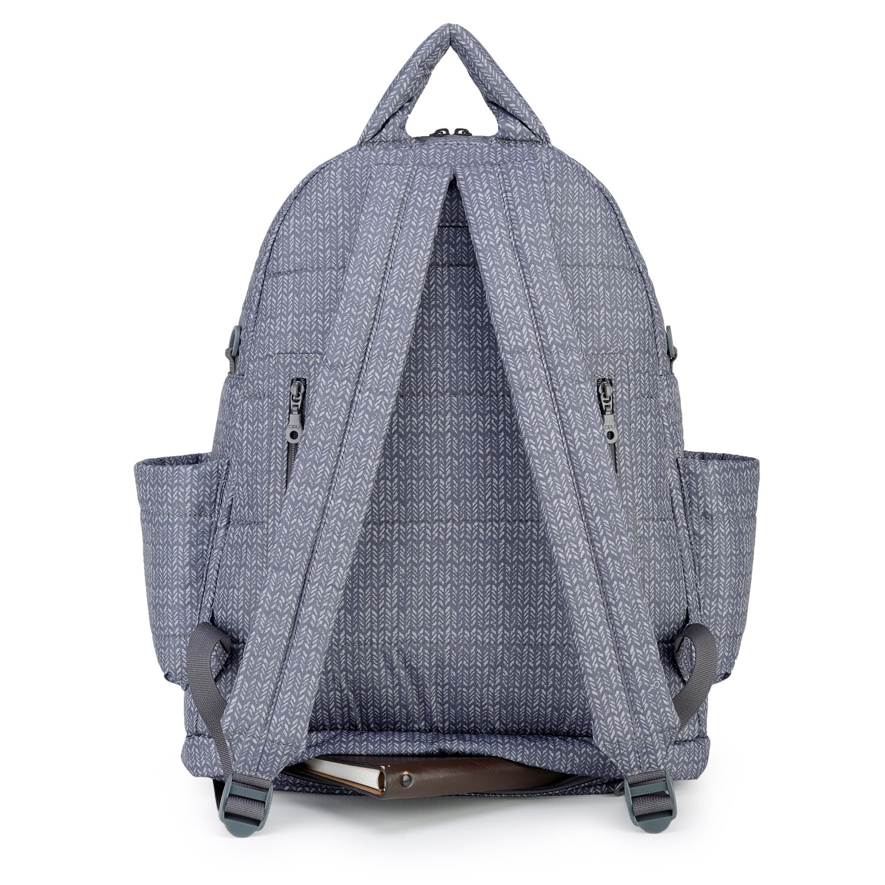 CiPU - Airy L Backpack - Knitted Grey