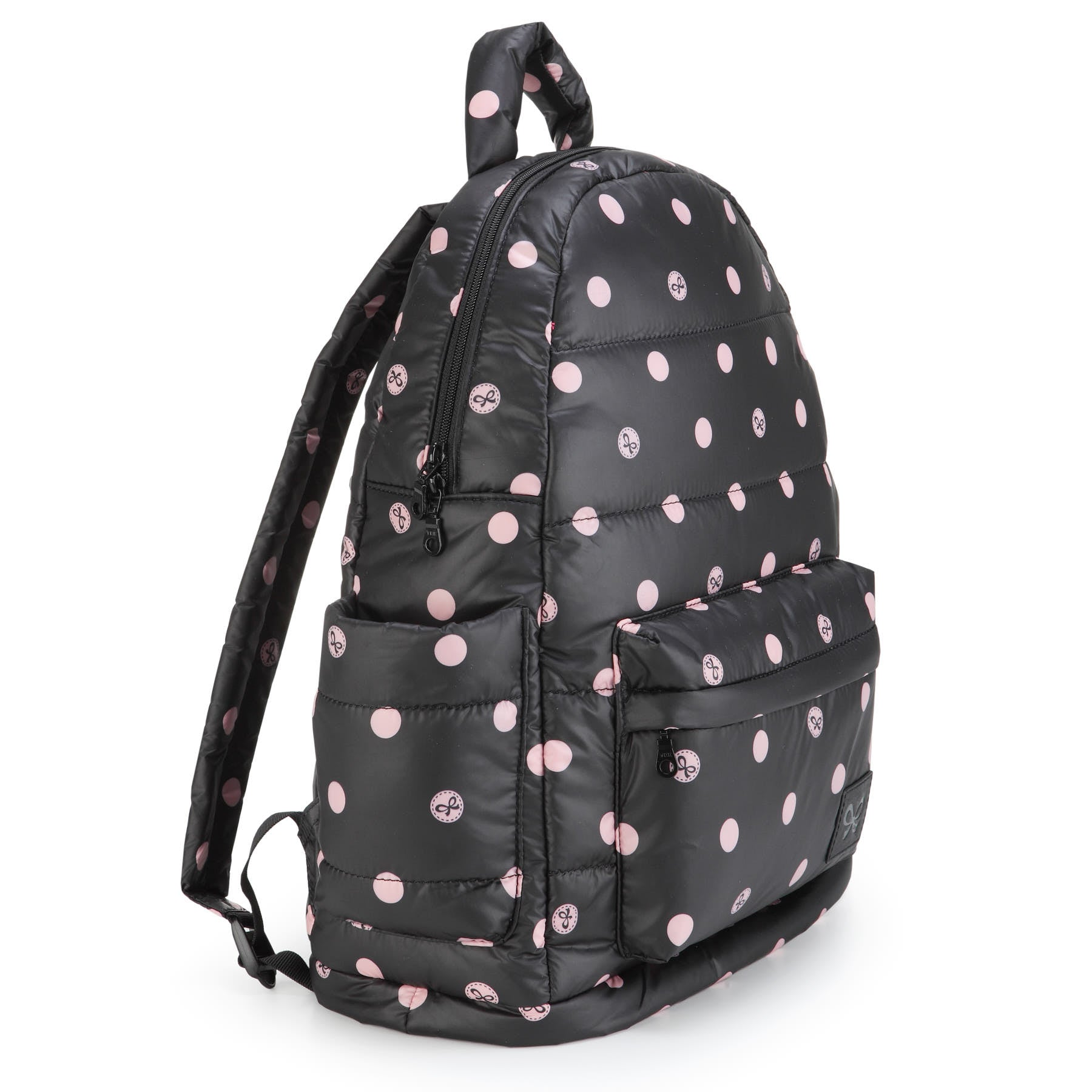 Airy Nappy Bag - L Backpack - Pink Bubble