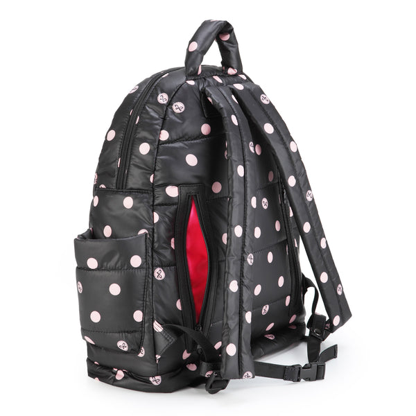 Airy Nappy Bag - L Backpack Bundle - Pink Bubble