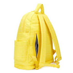 CiPU - Airy S Baby Plus Backpack - Knitted Yellow
