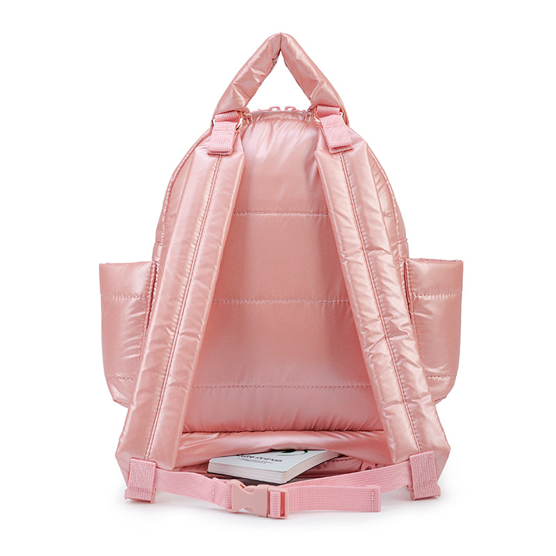 CiPU - Airy S Baby Plus Backpack - Rose Gold