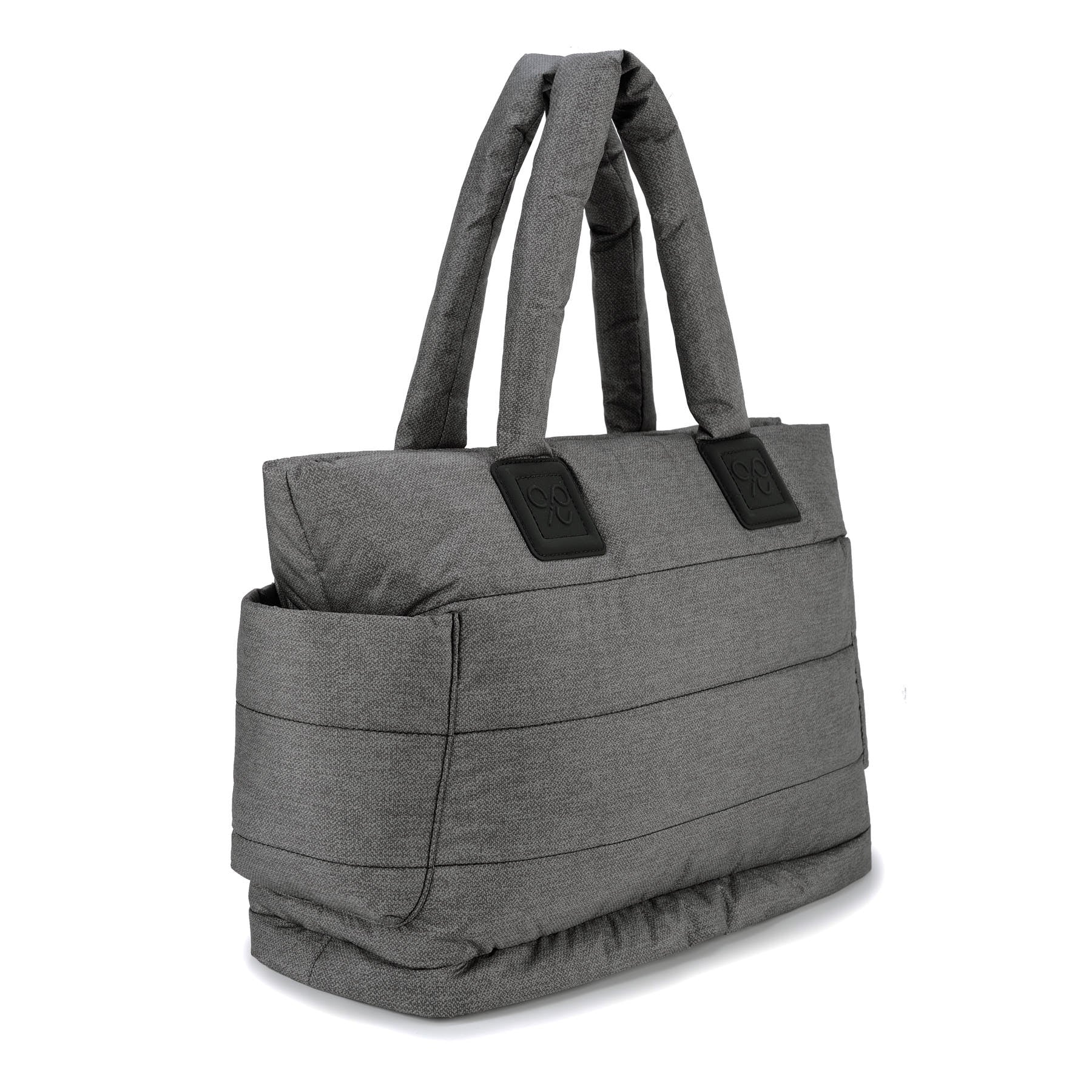 Airy Nappy Bag - L Tote - England Grey