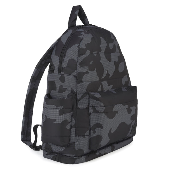 CiPU - Airy XL Backpack - Black Camouflage