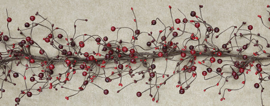 Country Berry Garland