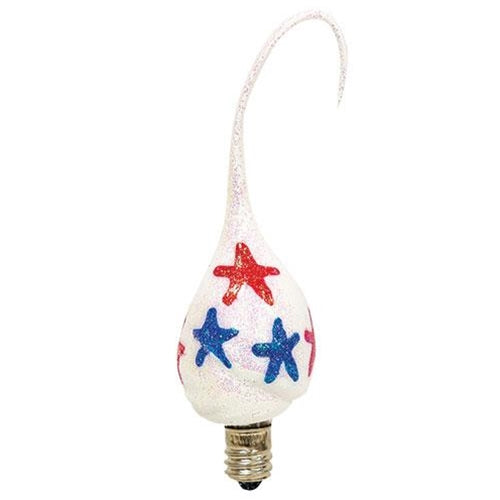Old Glory Silicone Flame Cover w/Replaceable Bulb