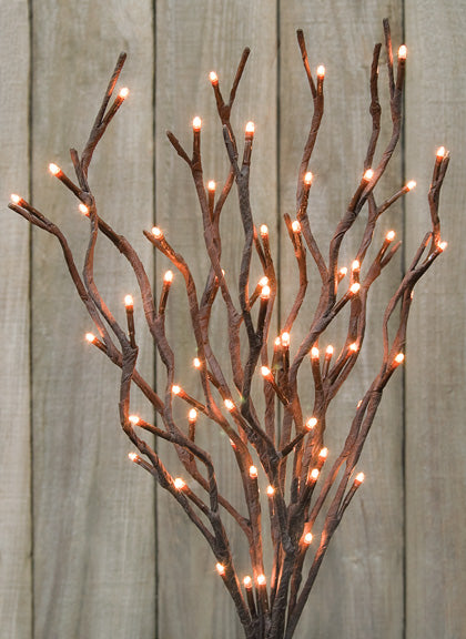 Willow Twigs Lighted Branch - 19-3/4""