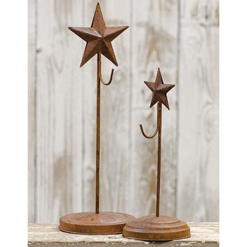 2/Set Star Wreath Stands