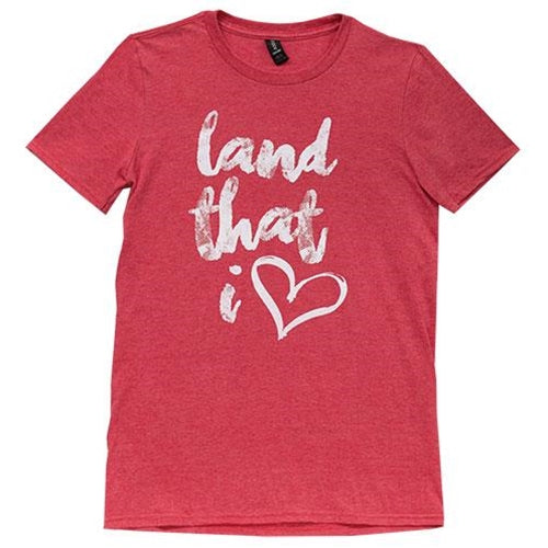 Land That I Love T-Shirt Small