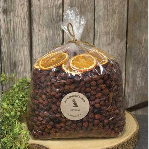 Orange Potpourri 5lb