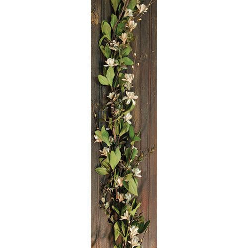 Teastain Gardenia Garland 4ft