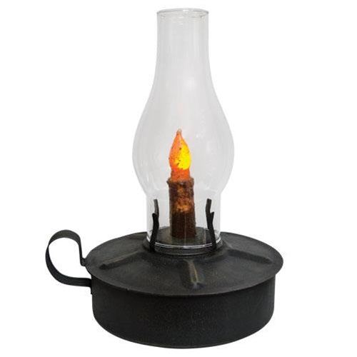 Kitchen Lantern - Black