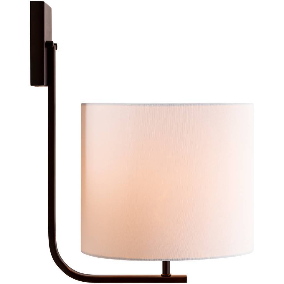 long modern wall sconce