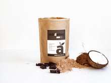 Load image into Gallery viewer, My Health Addiction WHEY PROTEIN POWDER- Organic Fair Trade Cacao