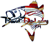 David Dunleavy Performance Fishing Apparel