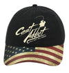 Cast Addict American Flag Hat - Dunleavy Apparel