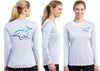 Women's Performance Dolphin Deco Long Sleeve