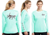 Women's Performance Lobster Deco Long Sleeve