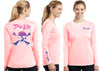 Women's Performance Dive Life Skull Long Sleeve - Dunleavy Apparel