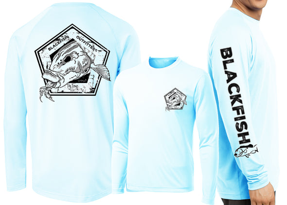 Men's Performance Blackfish Outfitters Long Sleeve