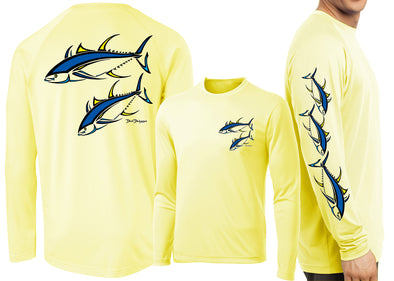 Men's Performance Tuna Deco Long Sleeve
