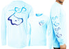 Men's Performance Stingrays Deco Long Sleeve