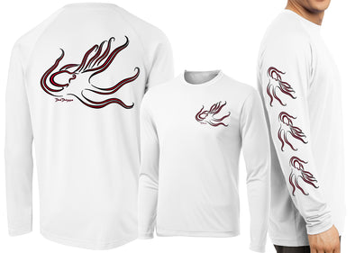 Men's Performance Octopus Deco Long Sleeve