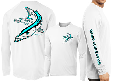 Men's Performance Barracuda Deco Long Sleeve