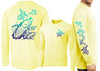 Men's Performance Tuna & Flying Fish Deco Long Sleeve - Dunleavyapparel