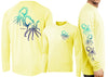 Men's Performance Cuttlefish Deco Long Sleeve - Dunleavyapparel