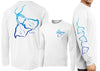 Men's Performance Dive Rays Deco Long Sleeve