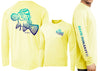 Men's Performance Nassau Grouper Deco Long Sleeve