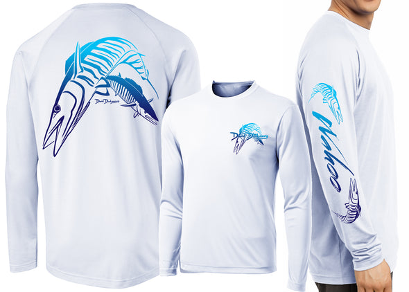 Men's Performance Wahoo Deco Long Sleeve
