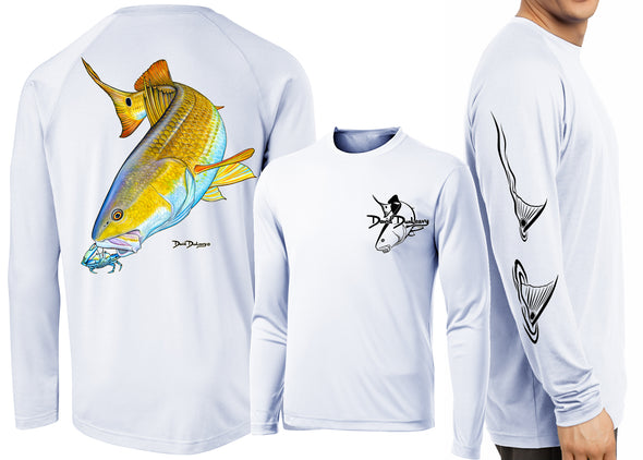 Men's Performance Redfish Long Sleeve