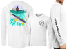Performance Weakfish Long Sleeve - Dunleavyapparel