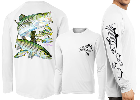 Performance Striped Bass Long Sleeve