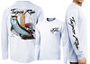 Men's Performance Tarpon Rum Florida Long Sleeve - Dunleavyapparel