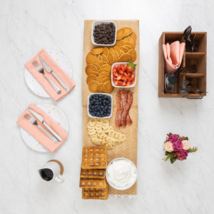 Pancake Charcuterie Boards Are Taking Over