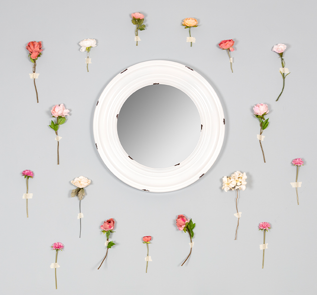 DIY Flower Wall for Every Budget