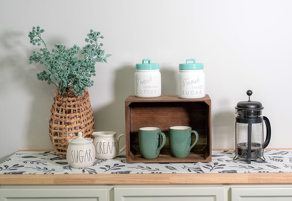 Creating The Perfect Coffee Station