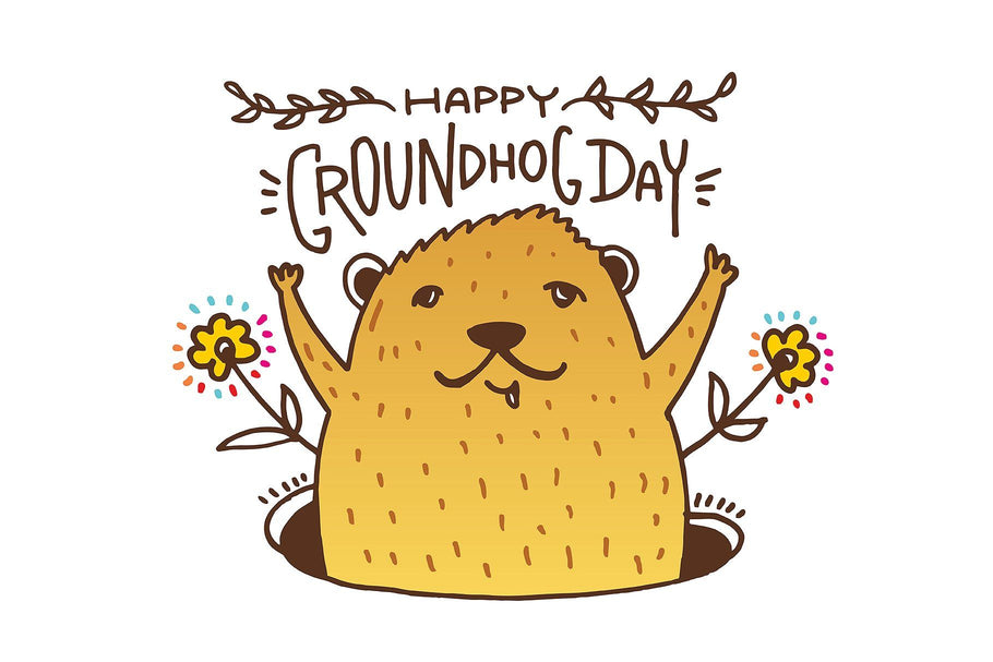 DOWNLOAD THIS! | Groundhog Day!