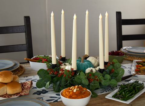 A Festive Tablescape Makes Every Day a Party