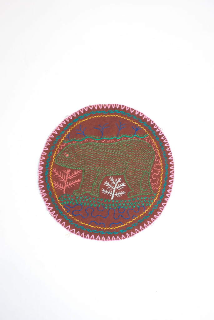 Shipibo Embroidery