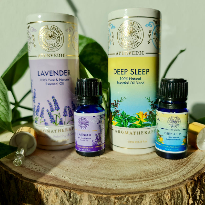 Sleep better | Essential Oil Combo | Floral aroma