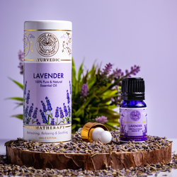 Lavender | For Acne, Scars, Hair Growth, Stress, Sleep