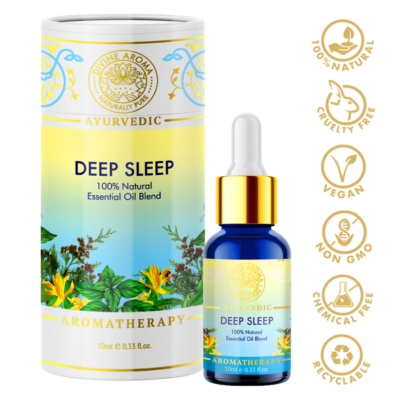 Deep Sleep Blend | For a good night's sleep