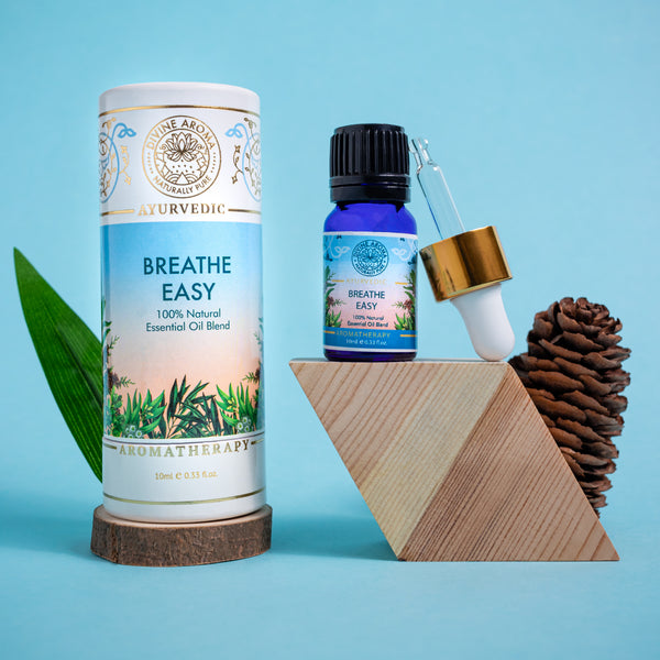 Breathe Easy Blend |  For respiratory decongestion