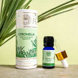 Citronella | For repelling insects, Skin, Hair, eliminating odours