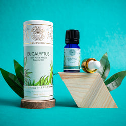 Eucalyptus | For Skin, Hair, Anti-viral properties, clarity of mind, respiratory congestion